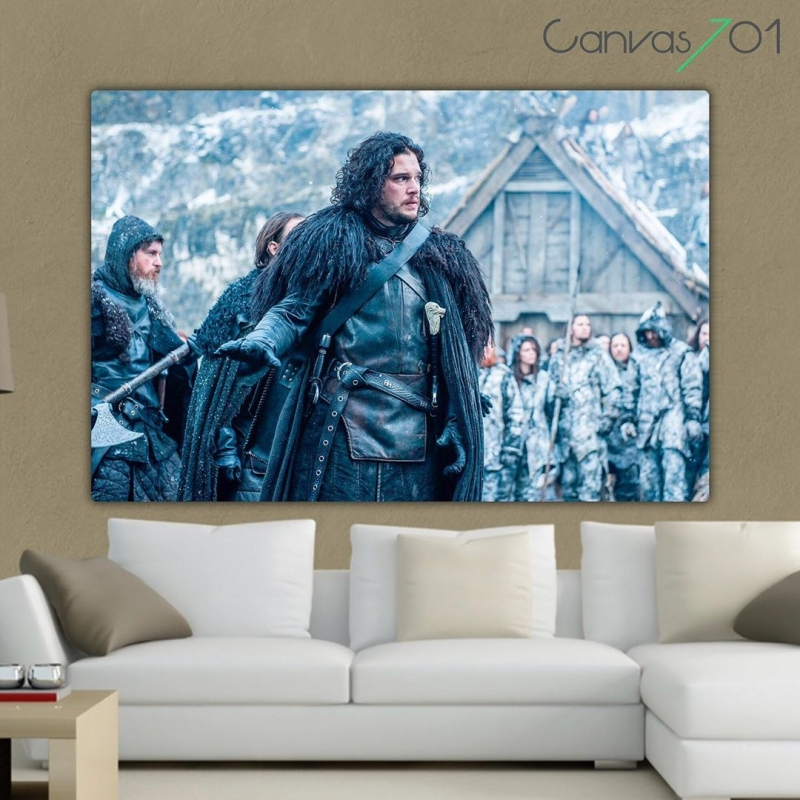 Game of Thrones Jon Snow - GOT