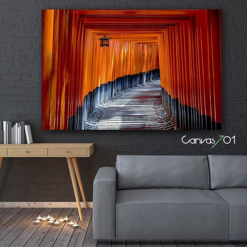 Tünel Canvas Tablo