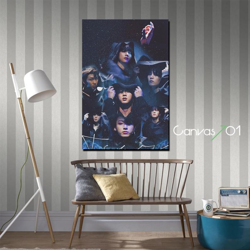 Army Kanvas Tablo
