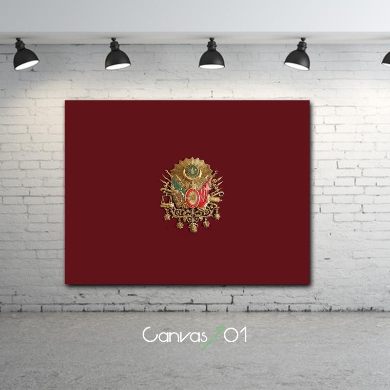 Osmanlı Bayrak Logosu