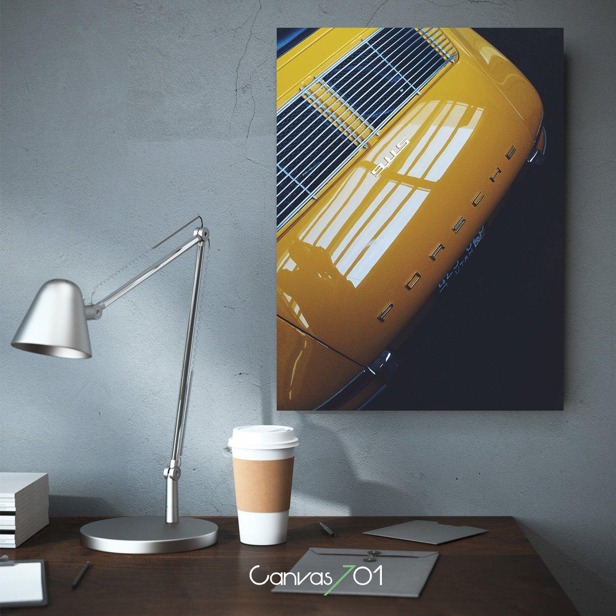Porsche Kanvas Tablo